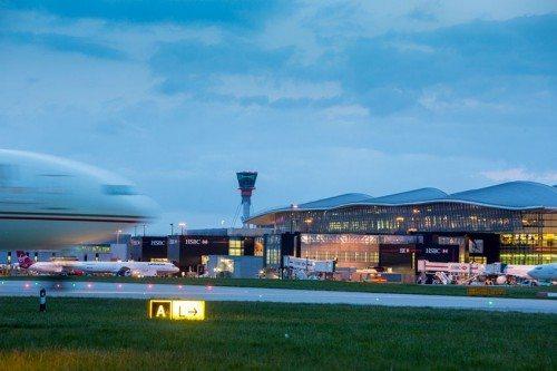 heathrow lufthavn fly