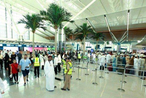 oman lufthavn