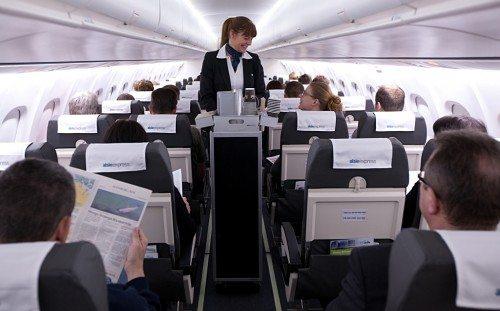 Alsie Express kabinen fly