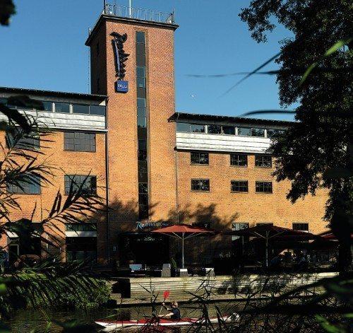 Radisson Blu Hotel Papirfabrikken i Silkeborg