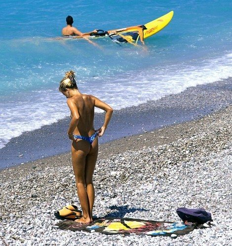 grækenland, rhodos, ferie