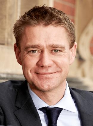Jakob Scharff, Dansk Erhverv.