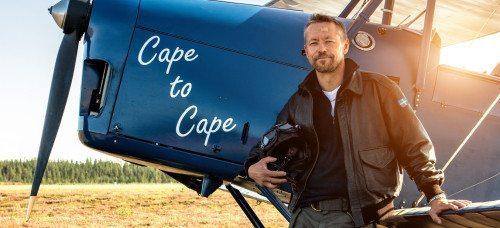 SAS-pilot  Johan Wiklund.