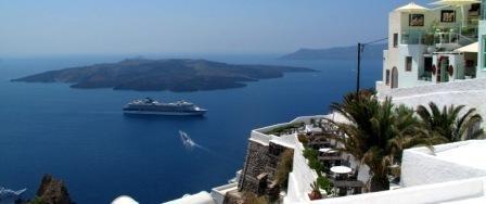 Santorini-grækenland