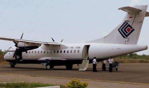Trigana Air, ATR 42-300.