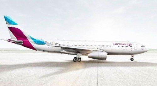 eurowings a330-200