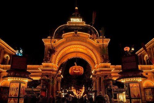 tivoli Halloween 2014