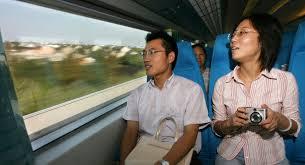 tog for kinesiske turister