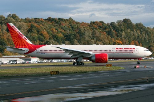 Air India Boeing B787 dreamliner