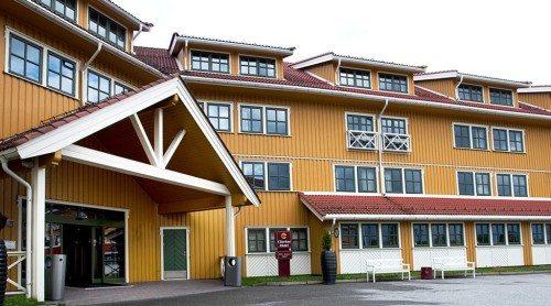 Nordic Choice-hotel Gardermoen oslo lufthavn