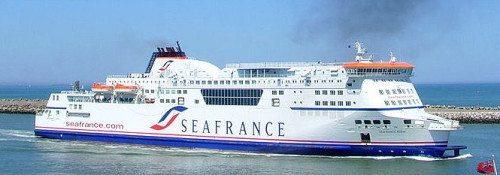 SeaFrance Rodin færge