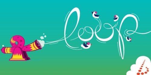 brussels airlines loop logo