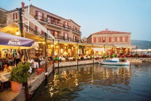 grækenland, spies, ferie rejse