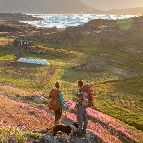 Grønland scorer højt hos rejseguiden Lonely Planet - Foto: Mads Pihl - Visit Greenland.