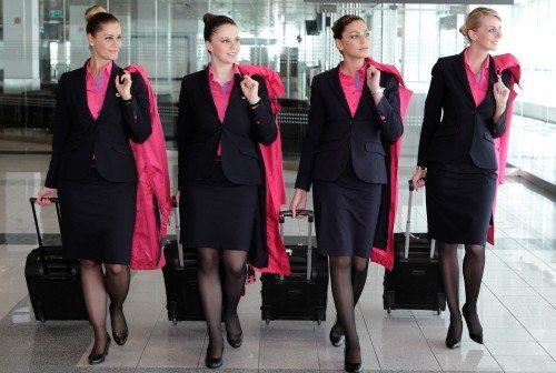 wizz air besætning stewardesser luftavn