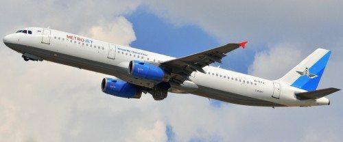 Det var denne Airbus A321 fra russiske Metrojet, Kogalymavia, der lørdag morgen styrtede ned – alle 224 ombord omkom. Flyet skulle fra egyptiske Sharm el-Sheikh til Skt. Petersborg.