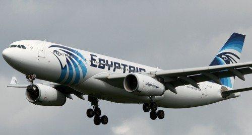 EgyptAir Airbus A330-200 fly