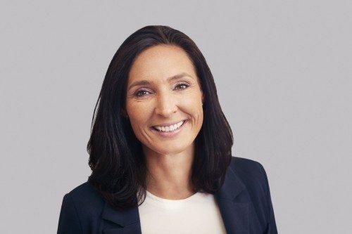 Den nye formand for Cabin Attendants Union i Danmark, Christa Ceré.