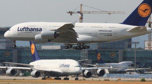 frankfurt lufthavn lufthansa fly