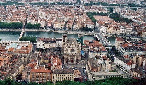 Lyon ved Rhone-floden bliver fra april næste år ny Easyjet-rute til Københavns Lufthavn.