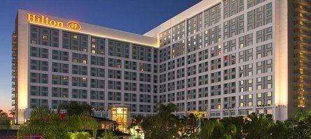 hilton hotel ferie