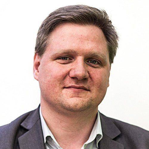 Københavns Lufthavns nye pressechef fra 1. december, Kasper Hyllested. Foto: Dansk Metal.