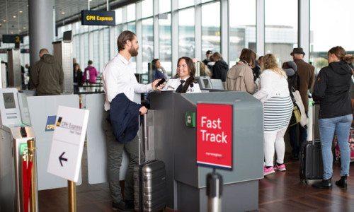 københavns lufthavn fast track