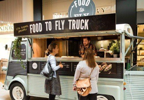 københavns lufthavn - food to fly