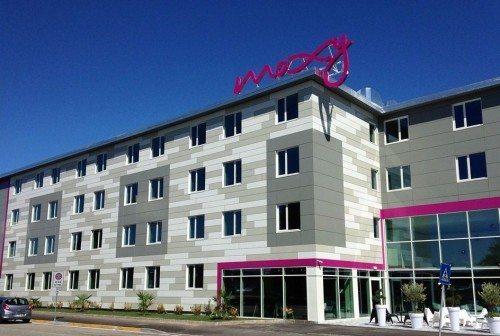 moxy hotel marriott milano lufthavn