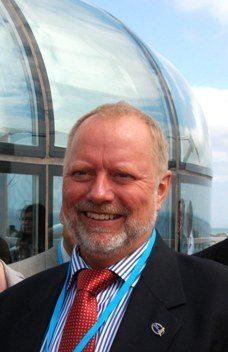 Arnt Møller Pedersen.
