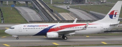 Malaysia Airlines fly lufthavn