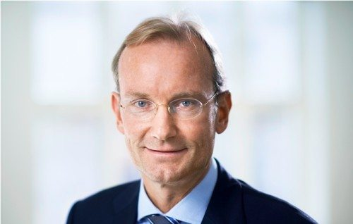 Niels Smedegaard, DFDS.