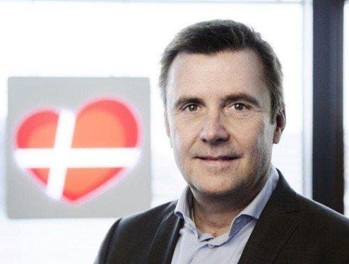 Jens Wittrup Willumsen stopper med årets udgang som formand for bestyrelsen i VisitDenmark.