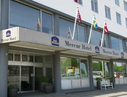 mercur hotel københavn