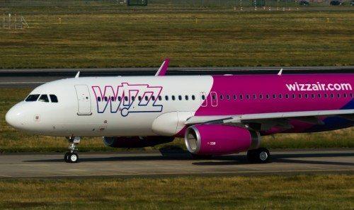 wizz air airbus fly lufthavn