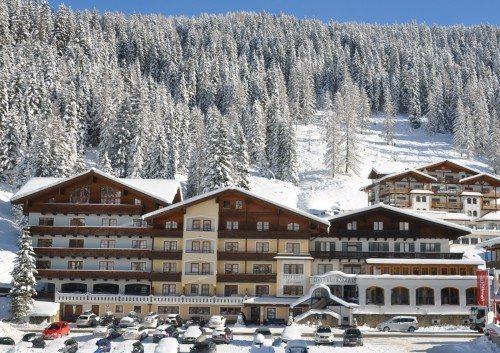 Højmark Rejsers nye hotel i østrigske Zauchensee.