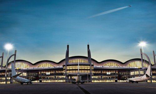 Istanbul Sabiha Gökçen lufthavn