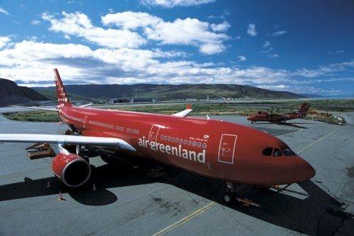 air greenland grønland lufthavn airbus a330