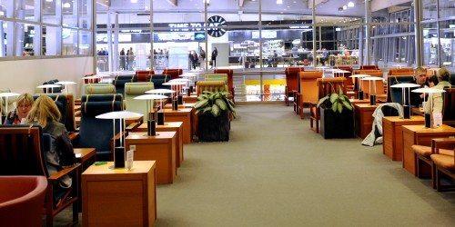billund lufthavn, King Amlet Lounge