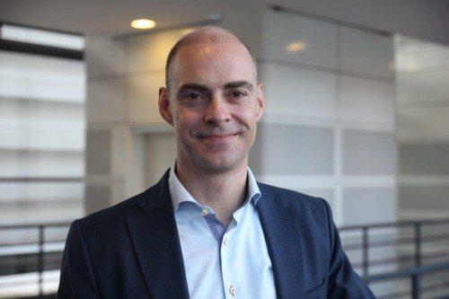 Morten Mortensen er ny chef for ruteudvikling i Københavns Lufthavn.