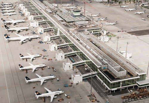 München lufthavn fly Lufthansa