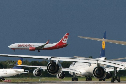Ryanair klager over Lufthansa