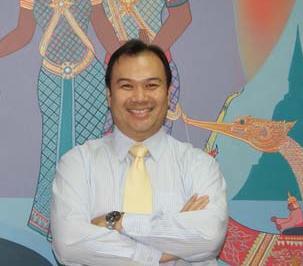 Patapong Na Nakorn er ny nordisk chef for Thai Airways.
