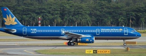 vietnam airlines airbus a321 lufthavn fly