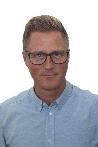 Martin Faurholt er ny sælger i Aarhus for hotelkæden Arp-Hansen.
