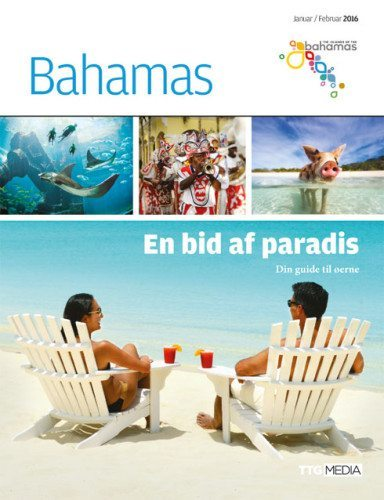 Bahamas-forside