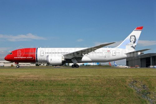 Norwegian.com 787-8 EI-LNA (02-Sonja Henie)(Grd) PAE (ND)(46)-M