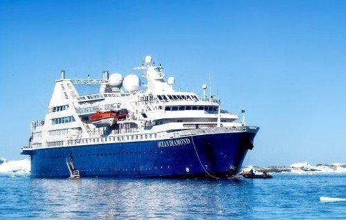 Ocean Diamond krydstogtskib
