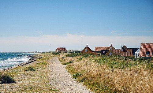 Skagen danmark dansk turisme