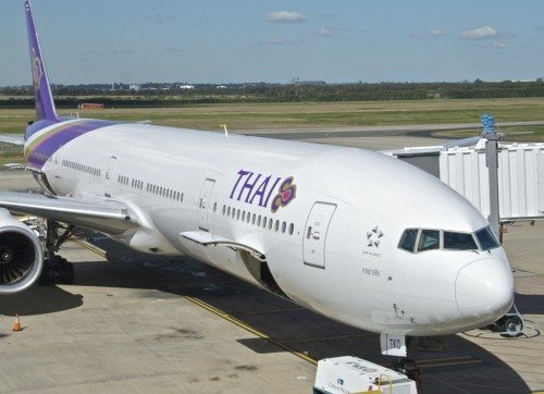 Thai Airways Boeing 777-300